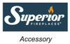 Superior LVSTI See-Thru Conversion for VRL4543 Vent Free Linear Fireplaces