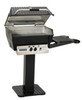 Broilmaster H3PK3N Deluxe Gas Grill with Patio Post - Natural Gas