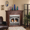 "White Mountain Hearth EMBC1S 32"" Corner Mantel"