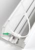 "DiversiTech 230-DCLIP-10 SpeediChannel SpeediClips and 11"" Cable Ties"
