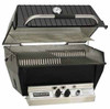 Broilmaster P4X Medium Premium Gas Grill Head - Liquid Propane