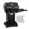 Broilmaster C3PK1 C3 Independence Charcoal Grill with Cart Base