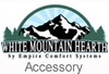 White Mountain Hearth VFA2 Fresh Air Kit for Breckenridge Firebox