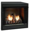 White Mountain Hearth VFP32FB0L Premium 32 Breckenridge, Vent-Free Firebox with Louvered Face