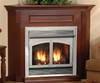 "White Mountain Hearth VFR32SCHP 32"" Arch Doors for Breckenridge Deluxe 32 in Hammered Pewter"