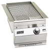Fire Magic 3287L-1P Aurora-Style Built-In Single Searing Station/Side Burner - Liquid Propane