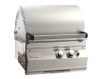 "Fire Magic 11-S1S1N-A Legacy 23"" Built-In Gas Grill - Natural Gas"