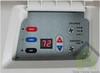 Amana PTH074G25AXXX 7000 BTU Class PTAC Air Conditioner with Heat Pump - 15 Amp; 265 Volt