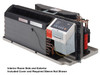 LG LP073HDUC 7100/7300 BTU 13.3 EER PTAC Air Conditioner with Heat Pump - 208/230 Volt