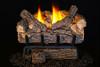 "RH Peterson Real-Fyre VO8E16 16"" Valley Oak Vent Free Log Set"