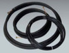 "THS 385825WIRE Line Set with Wire for Ductless Mini Split Air Conditioning Systems - 3/8"" x 5/8"" x 1/2"" Insulation x 25'"