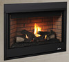 """Superior DRT2033TEP 33"""" Direct Vent Fireplace, Top Vent Merit Series, Liquid Propane, Electronic Ignition"""