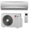 LG LS090HXV 8500 BTU Mega Series Single Zone Mini Split System with Heat Pump - 115V