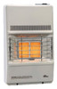 SunStar SC10T-1-LP 8,500 BTU Thermostatic Vent Free Infrared/Radiant Heater - LP