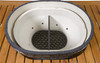 Primo PRM314 Cast Iron Firebox Divider for Oval 200 Series Grill