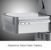 Weber Summit S-670 7370001 Freestanding Gas Grill with Sear Station, Side Burner and Rotisserie - Liquid Propane