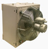 Reznor WS44/62-HA12 Horizontal/Vertical Suspended Hydronic Unit Heater, for Steam Use
