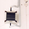 Reznor WS78/110 Horizontal/Vertical Suspended Hydronic Unit Heater, for Hot Water Use