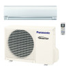 Panasonic E18RKUA 17200 BTU Single Zone 19.5 SEER System with EcoNavi - Heat Pump