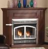 "White Mountain Hearth VB2H32SS 32"" Standard Firebox Hood for Breckenridge 32 - Stainless Steel"
