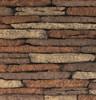 White Mountain Hearth VBP36SG Stacked Limestone, Ceramic Fiber Firebox Liner
