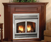 """White Mountain Hearth VFR36SCHP 36"""" Arch Doors for Breckenridge Deluxe 36 in Hammered Pewter"""