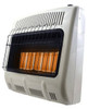Heatstar HSSVFRD30 30000 BTU Vent Free Infrared/Radiant Heater with Thermostat and Blower, Choice of Fuel Type
