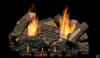 """Monessen BO.30-R 30"""" Berkley Oak Refractory Log Set"""