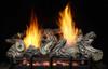 Monessen Riverwood Log Set, Choice of Vent Free Burner