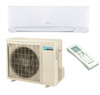 Daikin 9000 BTU 17 Series Single Zone Mini Split with Heat Pump