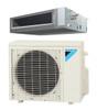 Daikin FDMQ18RVJU / RX18RMVJU 18000 BTU Concealed Ducted Ceiling Single Zone Mini Split with Heat Pump System