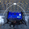 GenTent GT10KB4S 10K Stormbracer Running Cover for Small Frame Portable Generator