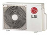LG LC128HV4 12,000 BTU Single Zone Ceiling Cassette Mini Split with Heat Pump 230 Volt - Energy Star