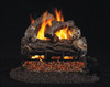 """RH Peterson Real-Fyre RDP-16 16"""" Golden Oak Designer Plus Replacement Logs for Vented Burners (LOGS ONLY)"""