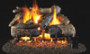 """RH Peterson Real-Fyre CHAO-24 24""""Charred American Oak Vented Log Set"""