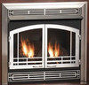 "White Mountain Hearth VBR36TMHP 36"" Mission Arch Doors for Breckenridge Premium 36 and Multi-Sided Fireboxes - Hammered Pewter"