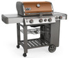 Weber 61022201 Genesis II SE-330 Freestanding Gas Grill - LP - Copper