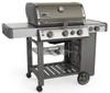 Weber 61052201 Genesis II SE-330 Freestanding Gas Grill - LP - Smoke