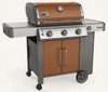 Weber 61025001 Genesis II E-315 Freestanding Gas Grill - LP - Copper