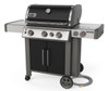 Weber 66016001 Genesis II E-335 Freestanding Gas Grill - NG - Black