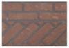 White Mountain Hearth DVP20AE Banded Brick Liner for Small Innsbrook DV Insert
