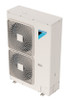 Daikin FCQ36TAVJU / RZQ36TAVJU 36000 BTU Class SkyAir Commercial Roundflow Ceiling Cassette Heat Pump 17.6 SEER Single Zone System