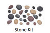 Superior RIVROCK-25PK 25 Piece River Rock Kit for DRL Fireplaces