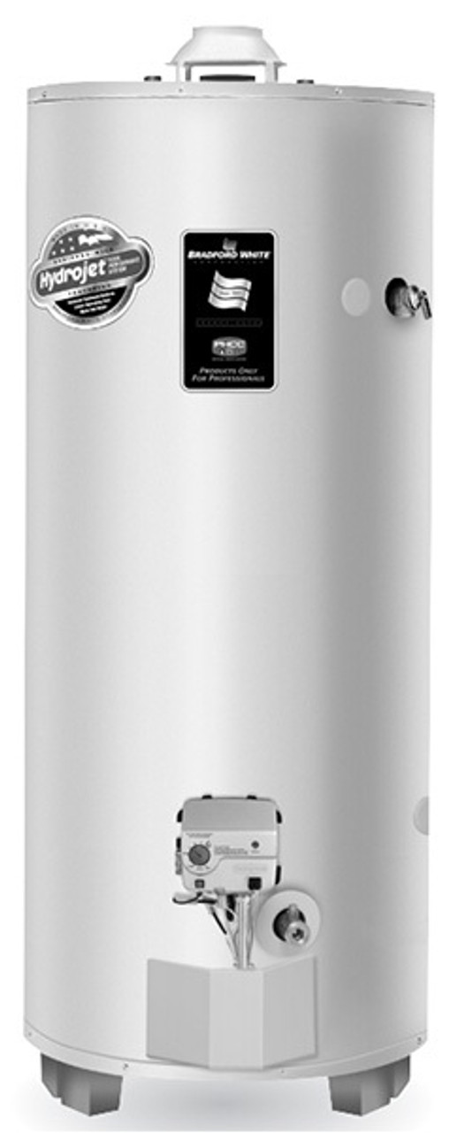 Bradford White Rg2100h6n 100 Gallon High Input Ng Water Heater