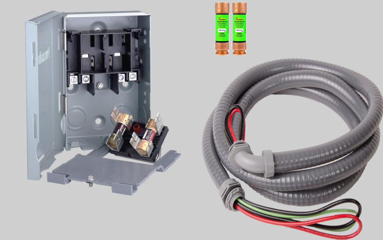 Mini Split AC Quick Disconnect Switch Kit - Total Home SupplyTotal Home Supply