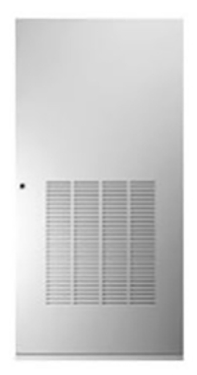 Avlwp01ar Right Hinged Return Air Louvered Wall Panel For Amana Vtacs