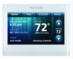 Honeywell D6 Pro Wi-Fi Ductless Mini-Split Controller