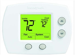 Honeywell T6 Pro Series Programmable Thermostat - TH6210U2001
