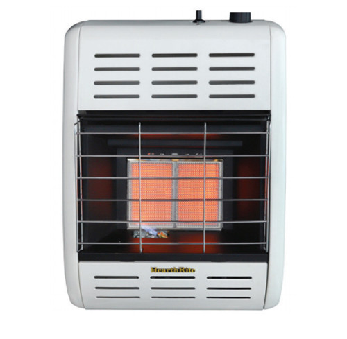 HearthRite HRW060ML 6K BTU Infrared Vent Free Gas Heater -Liquid Propane