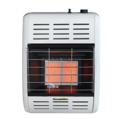 HearthRite HRW10MN 10000 BTU Infrared/Radiant Vent Free Gas Heater - Natural Gas